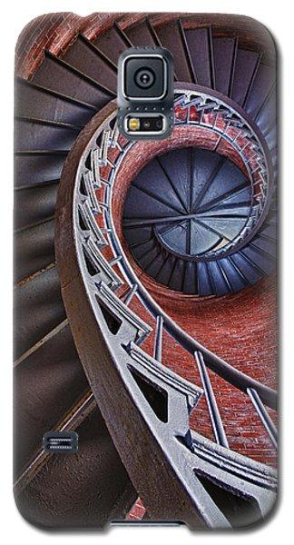Spiraling Galaxy S5 Case
