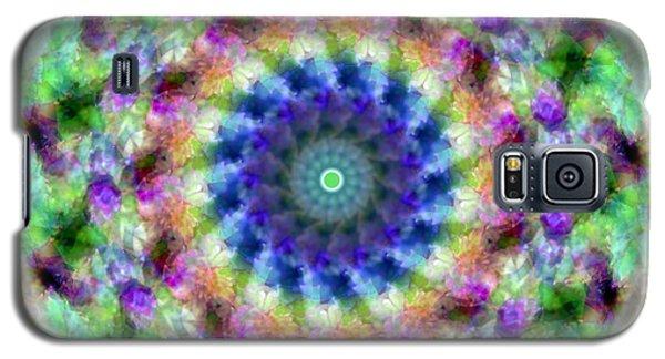 Spirea Mandala #1 Galaxy S5 Case