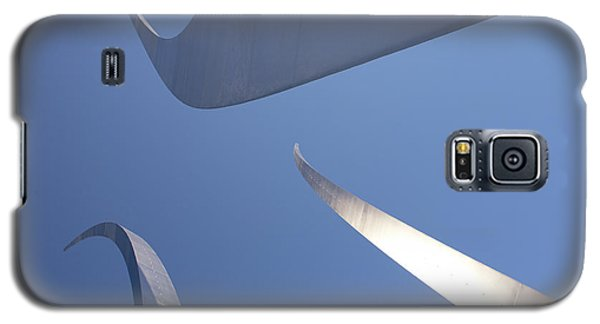 Spires Of The Air Force Memorial In Arlington Virginia Galaxy S5 Case