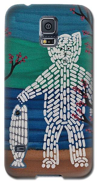 Spirit Bear Bella Coola Galaxy S5 Case