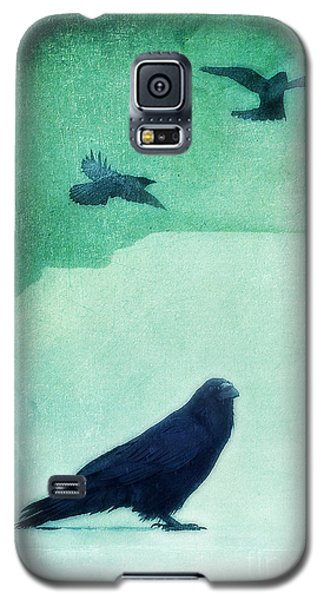 Spirit Bird Galaxy S5 Case by Priska Wettstein