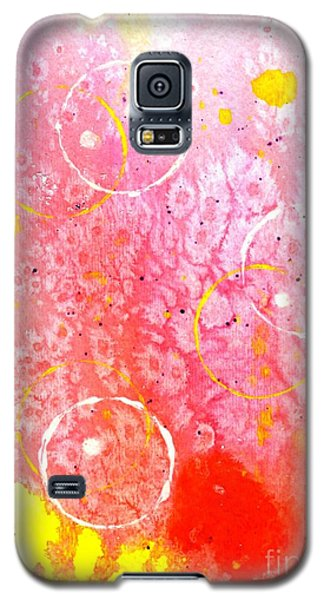 Spirit Dance Galaxy S5 Case by Desiree Paquette