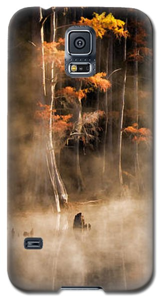 Spirit Dance Galaxy S5 Case by Lana Trussell