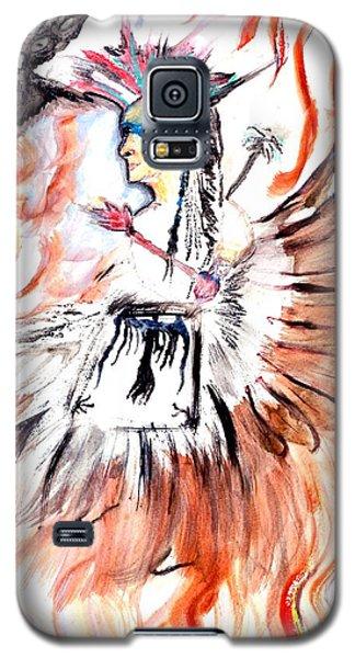 Spirit Dancer Galaxy S5 Case
