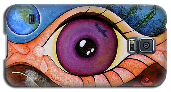 Spirit Eye Galaxy S5 Case