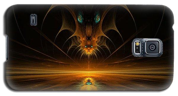Spirit In The Sky Galaxy S5 Case by GJ Blackman