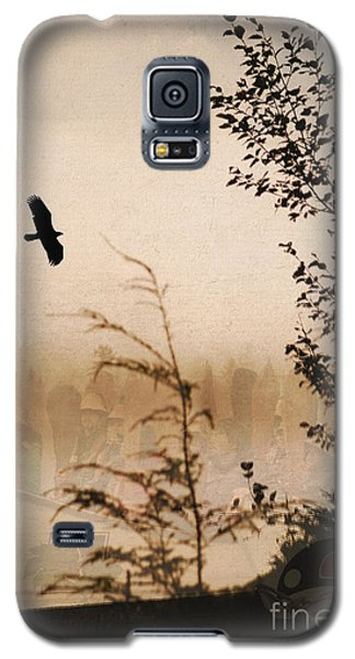 Galaxy S5 Case featuring the photograph Spirit Of Alaska by Cynthia Lagoudakis