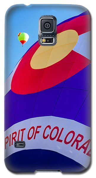 Spirit Of Colorado Proud Galaxy S5 Case