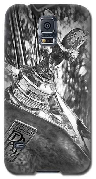 Galaxy S5 Case featuring the photograph Spirit Of Ecstasy by Alan Raasch