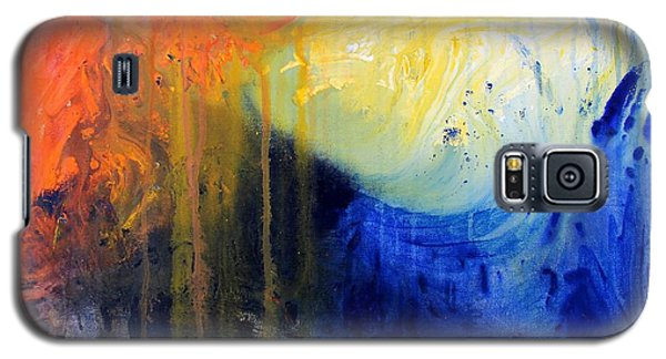 Spirit Of Life - Abstract 7 Galaxy S5 Case by Kume Bryant