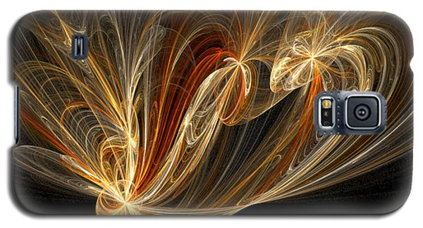 Galaxy S5 Case featuring the digital art Spirit Of Promise by R Thomas Brass