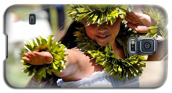 Spirit Of The Island Galaxy S5 Case