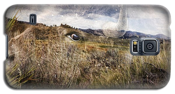 Spirit Of The Past Galaxy S5 Case by Belinda Greb