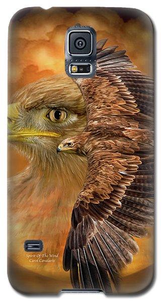Spirit Of The Wind Galaxy S5 Case