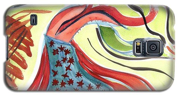 Spirit Sharing Galaxy S5 Case by Lesley Fletcher