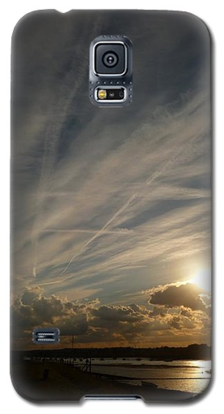 Spirits Flying In The Sky Galaxy S5 Case