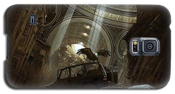 Spiritual Archives II Galaxy S5 Case