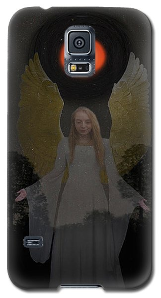 Galaxy S5 Case featuring the photograph Spiritual Light by Eric Kempson