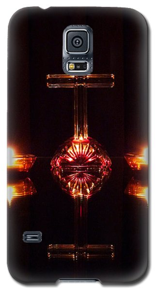 Galaxy S5 Case featuring the photograph Spiritual Reflection by Jim Whalen