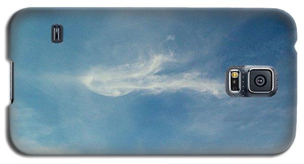 Galaxy S5 Case featuring the photograph Sylph Elemental by Deborah Moen