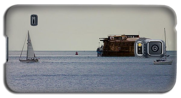Spitbank Fort Martello Tower Galaxy S5 Case by Terri Waters