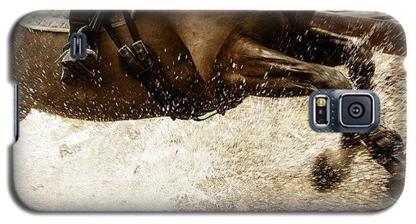 Galaxy S5 Case featuring the photograph Splash 2013 by Joan Davis
