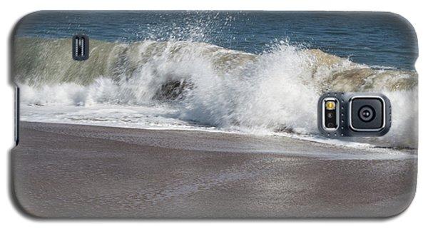 Galaxy S5 Case featuring the photograph Splash by Arlene Carmel