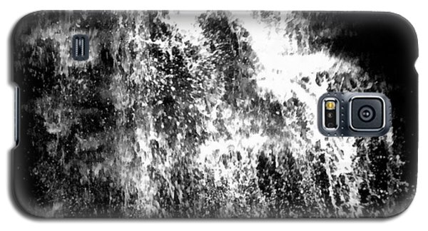 Splash Bushkill Falls Galaxy S5 Case