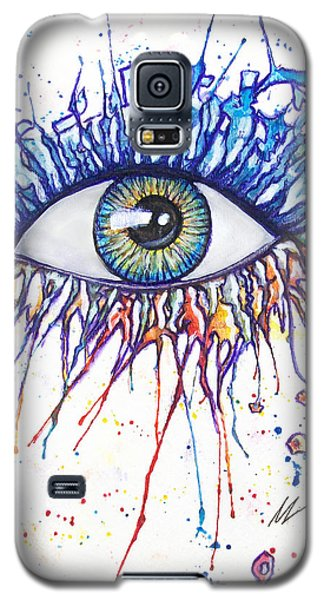 Splash Eye 1 Galaxy S5 Case