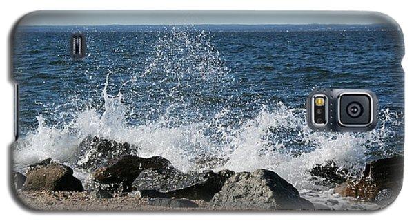 Splash Galaxy S5 Case by Karen Silvestri