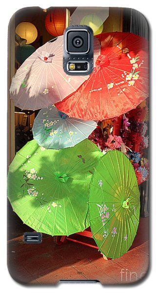 Galaxy S5 Case featuring the photograph Splash Of Color by Kevin Ashley