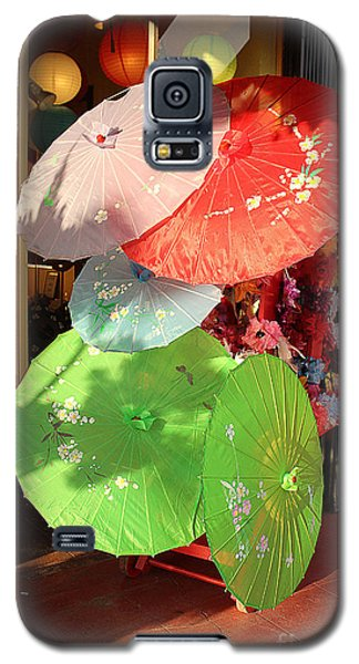 Splash Of Color Galaxy S5 Case by Kevin Ashley