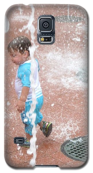 Splash Pad Galaxy S5 Case