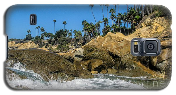 Splash Galaxy S5 Case by Tammy Espino