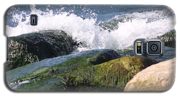Splashing Rocks Galaxy S5 Case