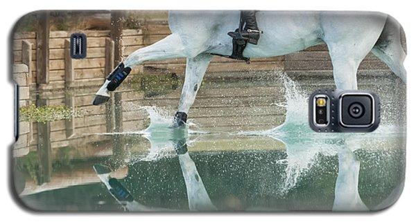 Splashy Reflection Galaxy S5 Case
