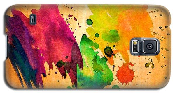 Splatter Board Galaxy S5 Case