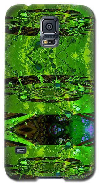 Splatter Galaxy Galaxy S5 Case