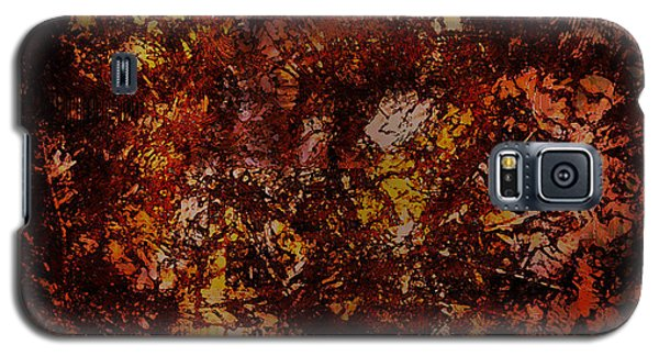 Splattered  Galaxy S5 Case by James Barnes