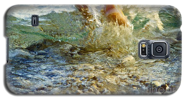 Splish Splash Galaxy S5 Case by Heiko Koehrer-Wagner