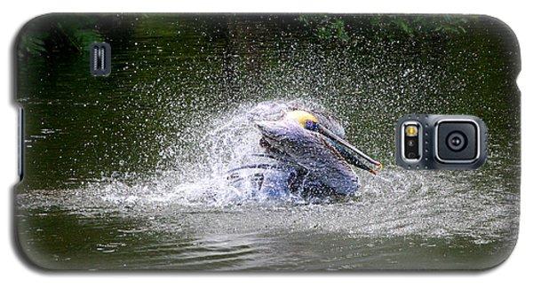 Splish-splash I Was Taking A Bath... Galaxy S5 Case by Mariarosa Rockefeller