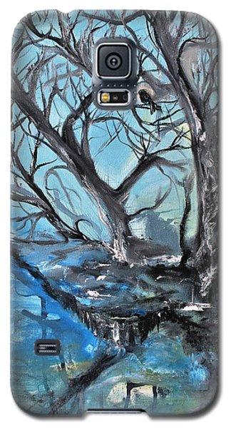 Spooky Mood Galaxy S5 Case by Evelina Popilian