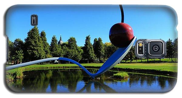 Spoonbridge And Cherry 3 Galaxy S5 Case by Rachel Cohen