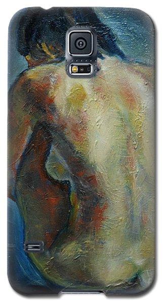Sport Girl Galaxy S5 Case