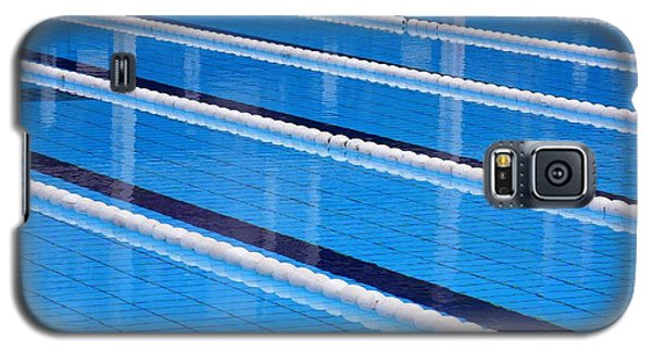 Sports Swimming Pool Galaxy S5 Case by Yali Shi