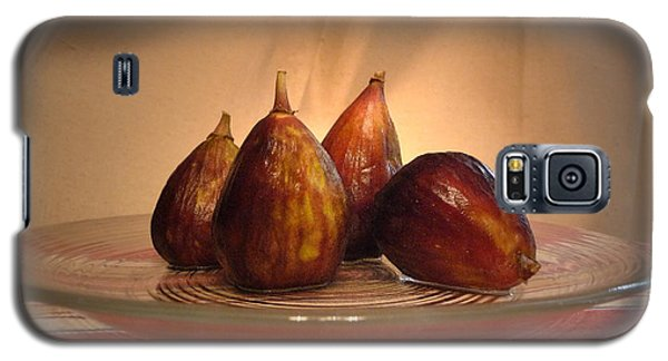 Galaxy S5 Case featuring the photograph Spotlight On Figs by Margie Avellino