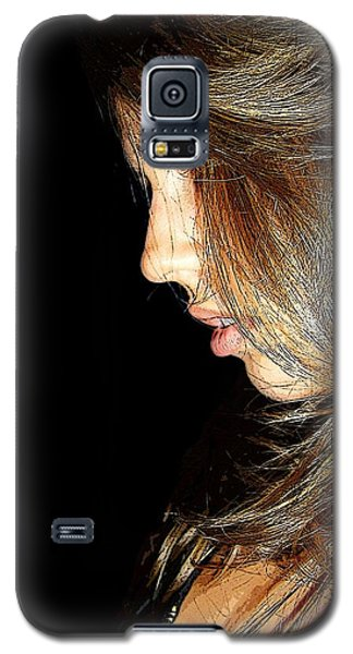 Galaxy S5 Case featuring the photograph Spotlight by Zinvolle Art
