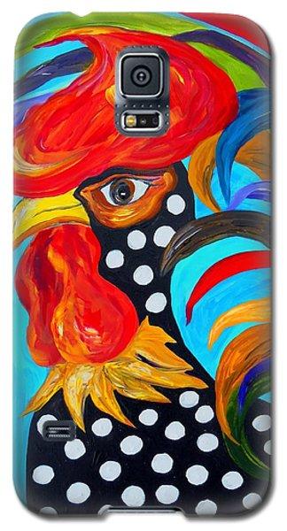 Spots Galaxy S5 Case by Eloise Schneider