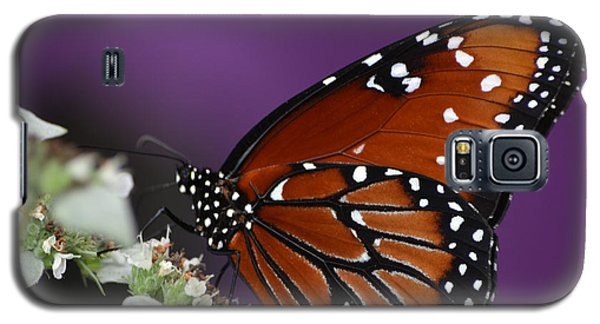 Spotted Beauty Galaxy S5 Case by Mary Zeman