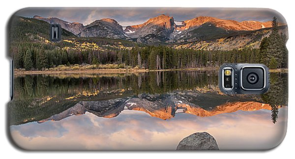 Sprague Lake Sunrise 2 Galaxy S5 Case